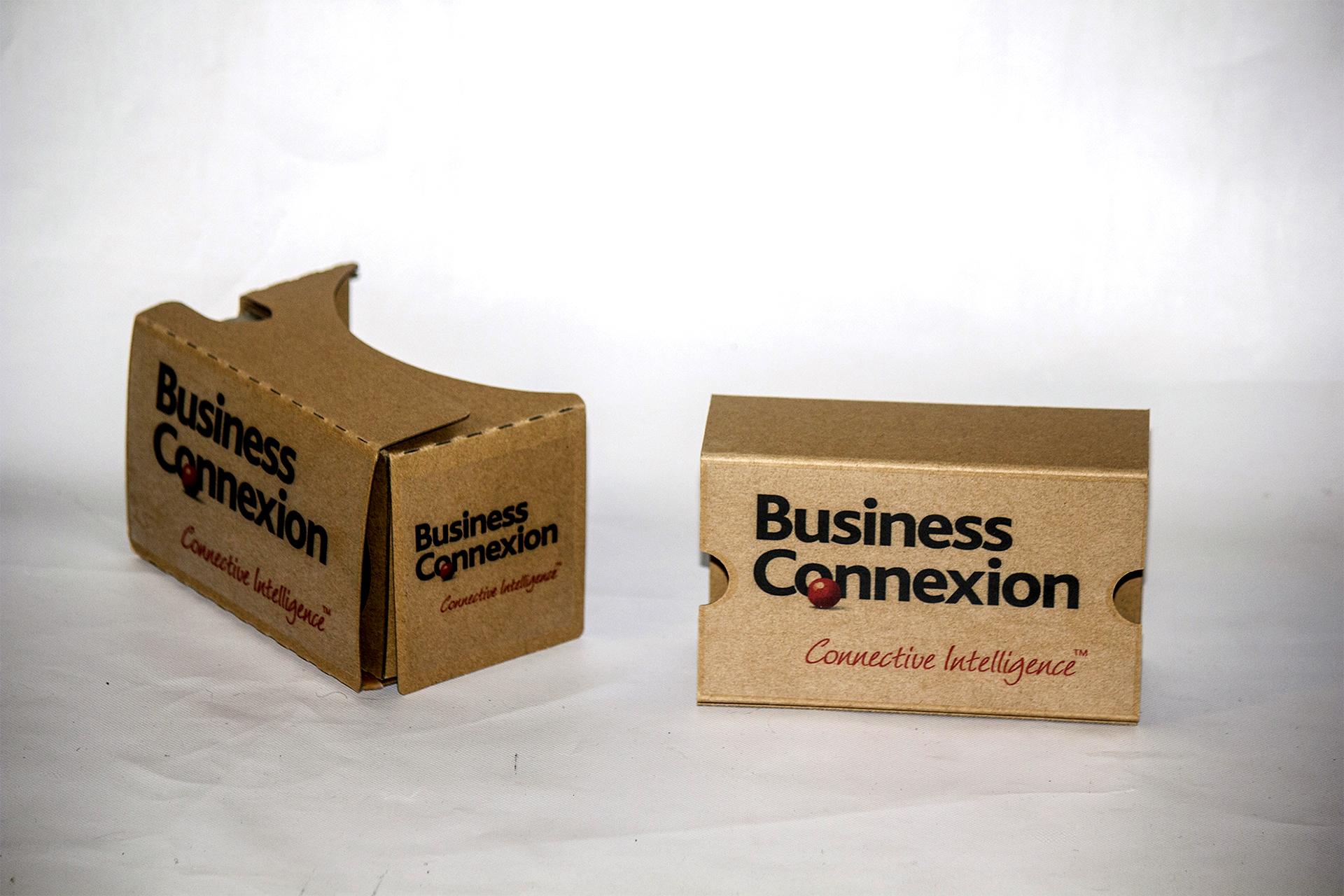 Custom Branded Google Cardboard