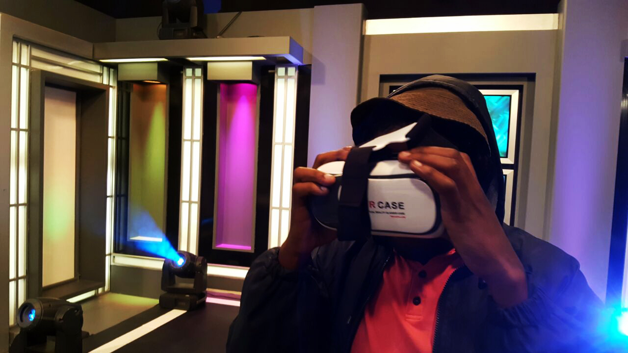 Virtual Reality on Television South Africa
