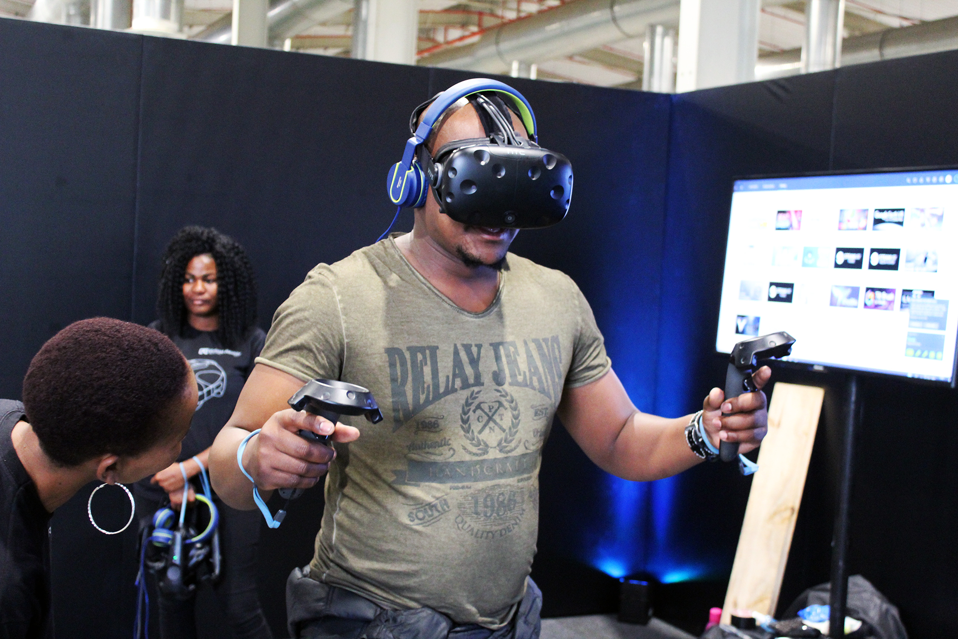 Team Building Virtual Reality Events