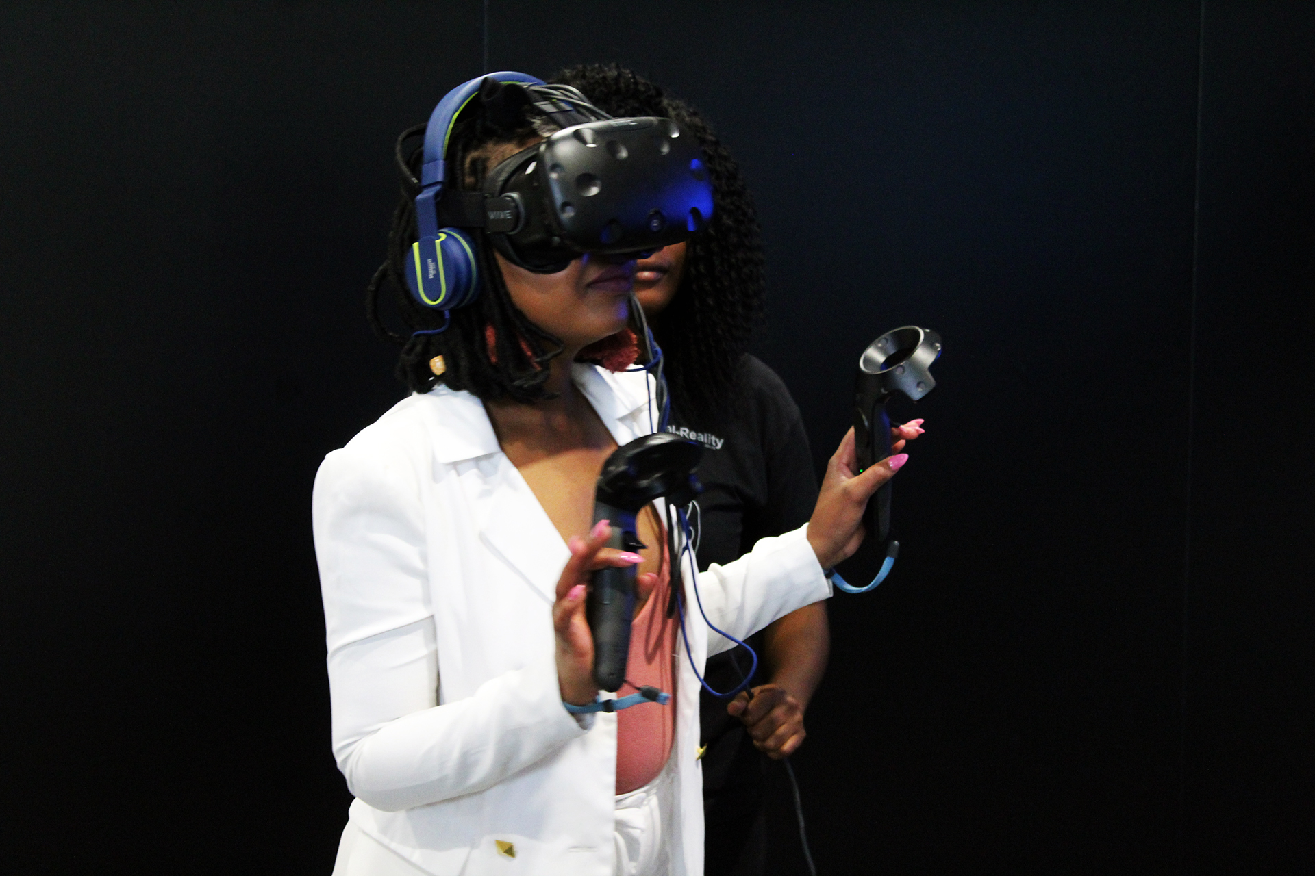 Virtual Reality Factory Event
