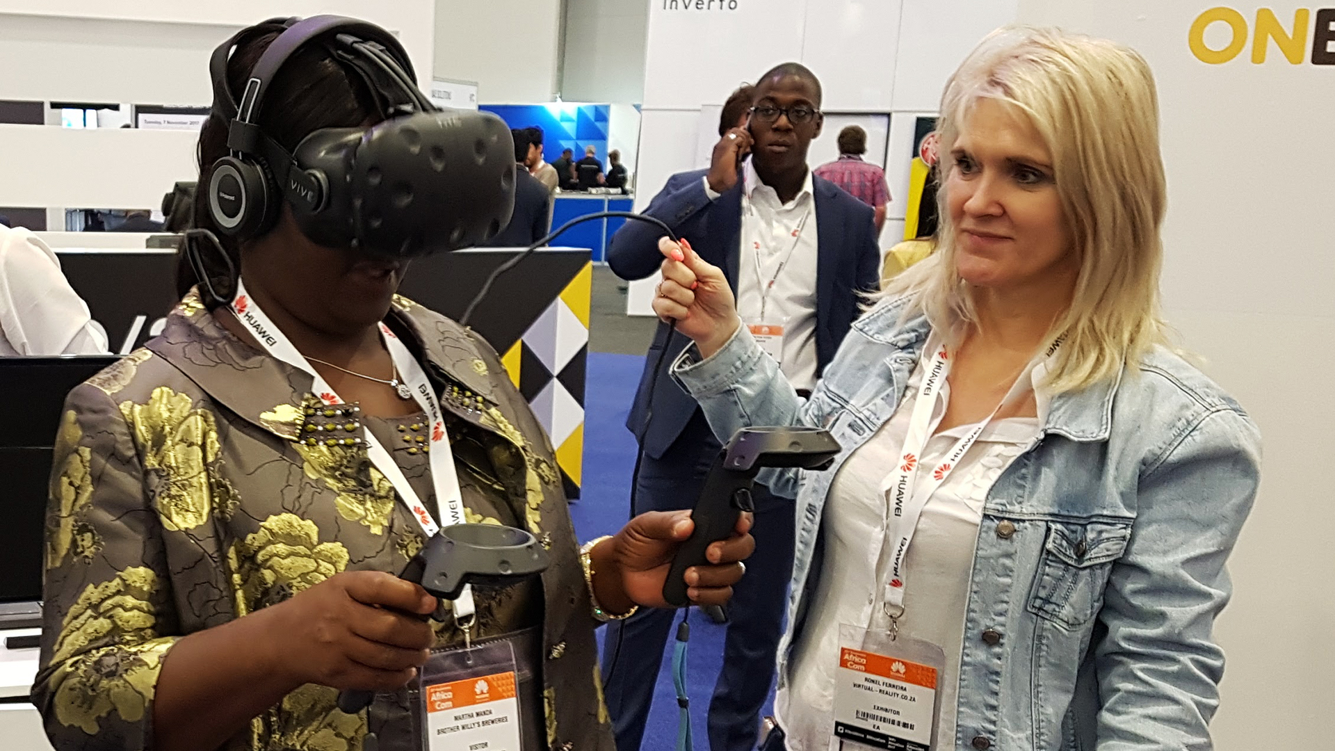 VR africacom