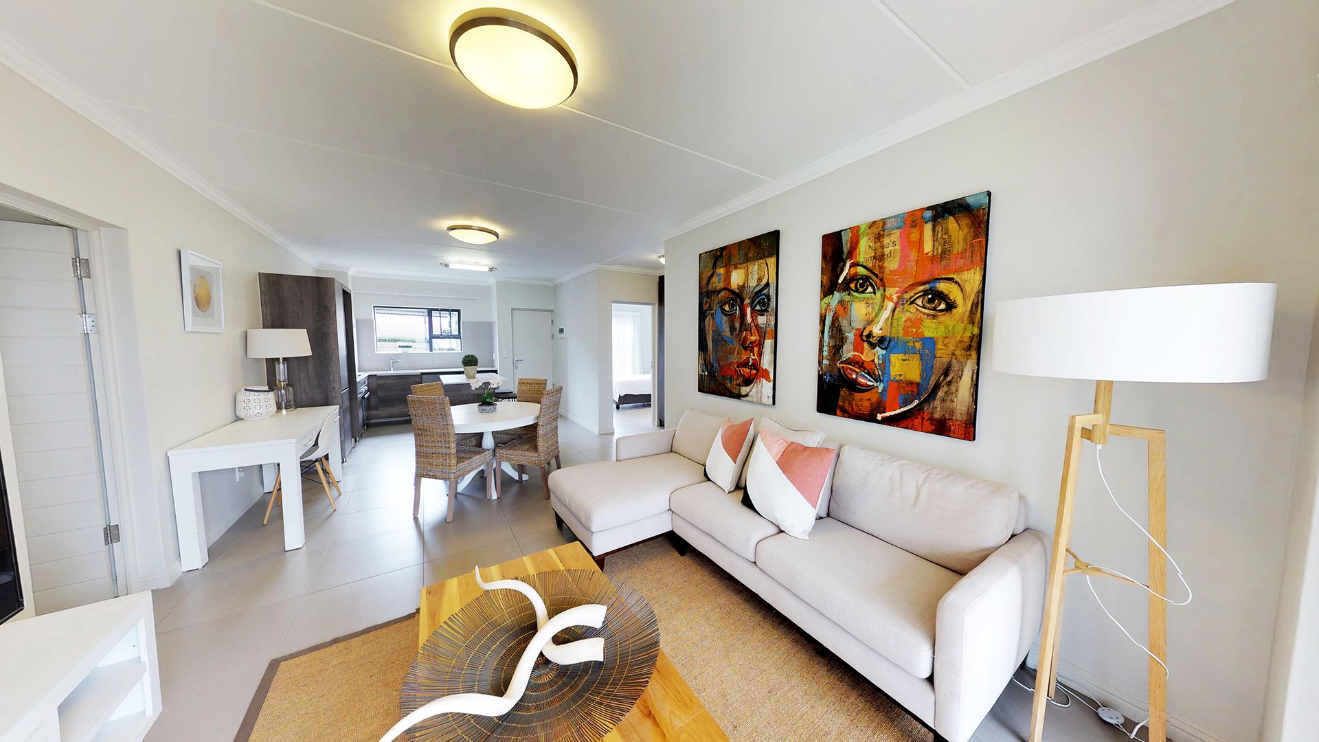Virtual Tour Living Area