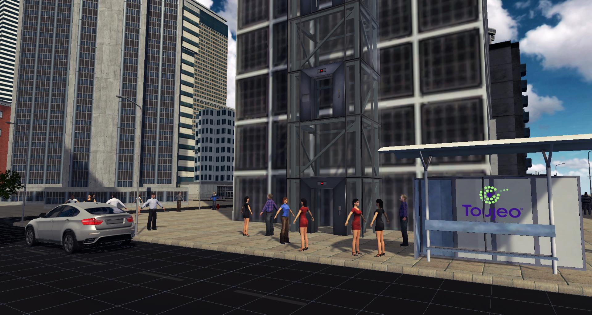 Johannesburg City Virtual Reality Experience