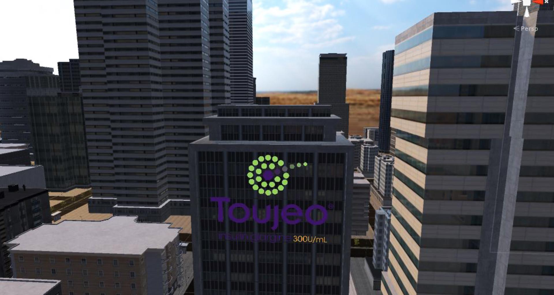 Virtual Reality Branding