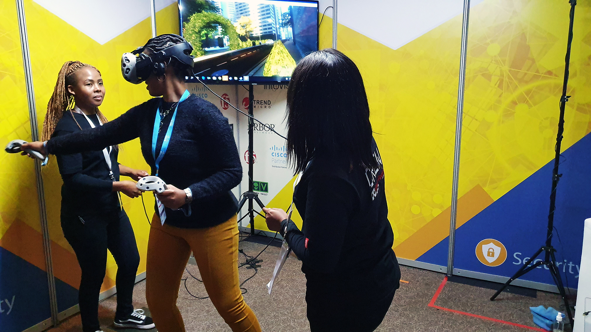 Events Virtual Reality