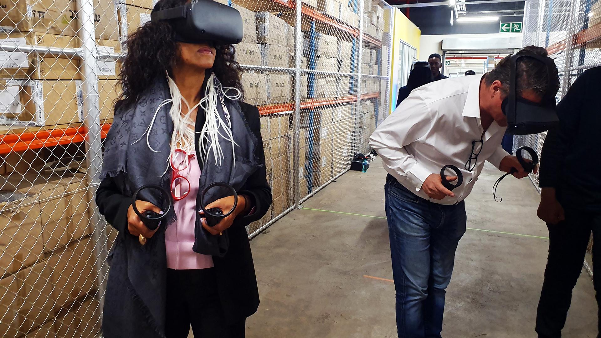 We Develop Oculus Quest Applications