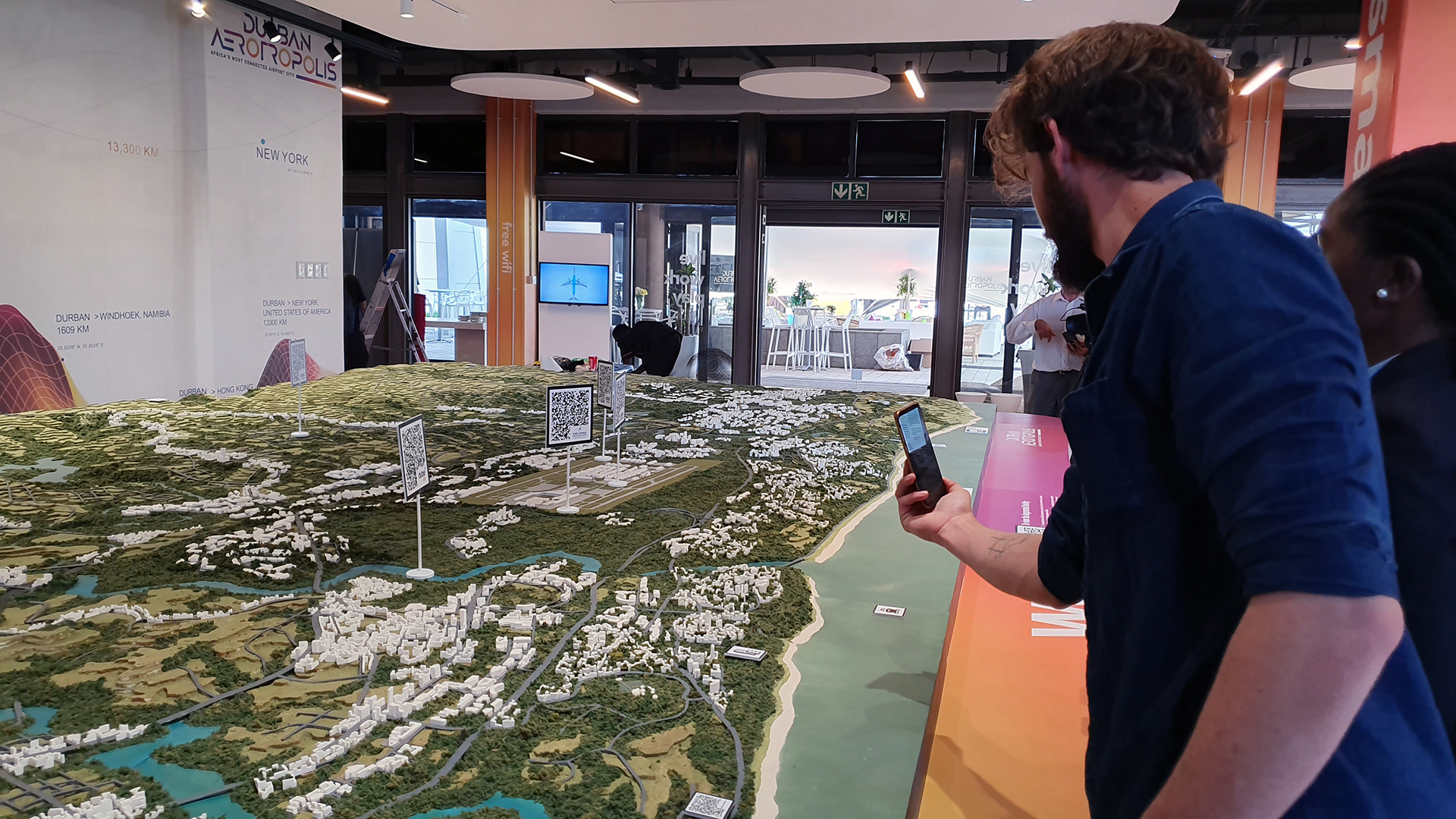 Augmented Reality 3D Mapping