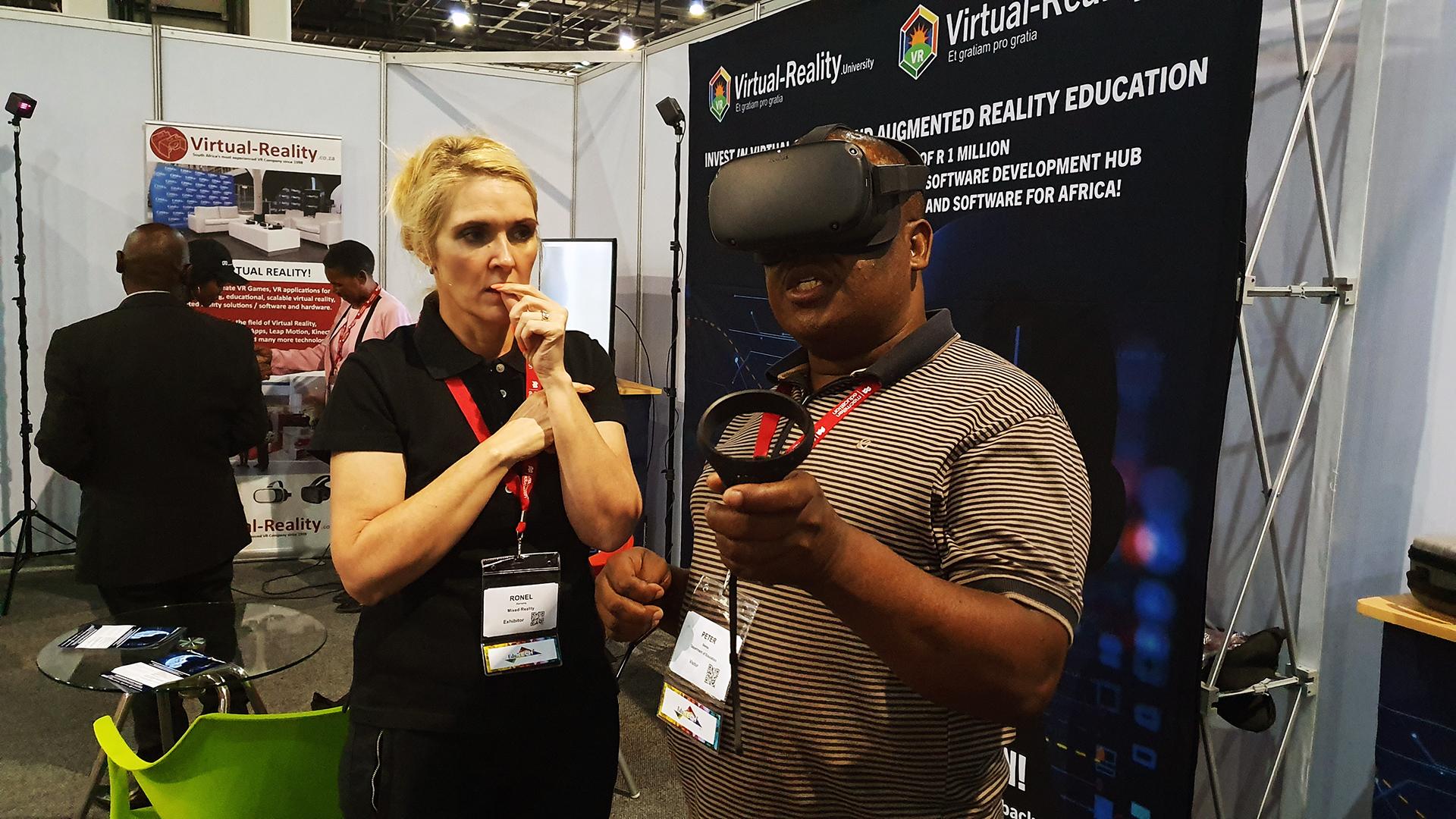 Virtual Reality Edutech