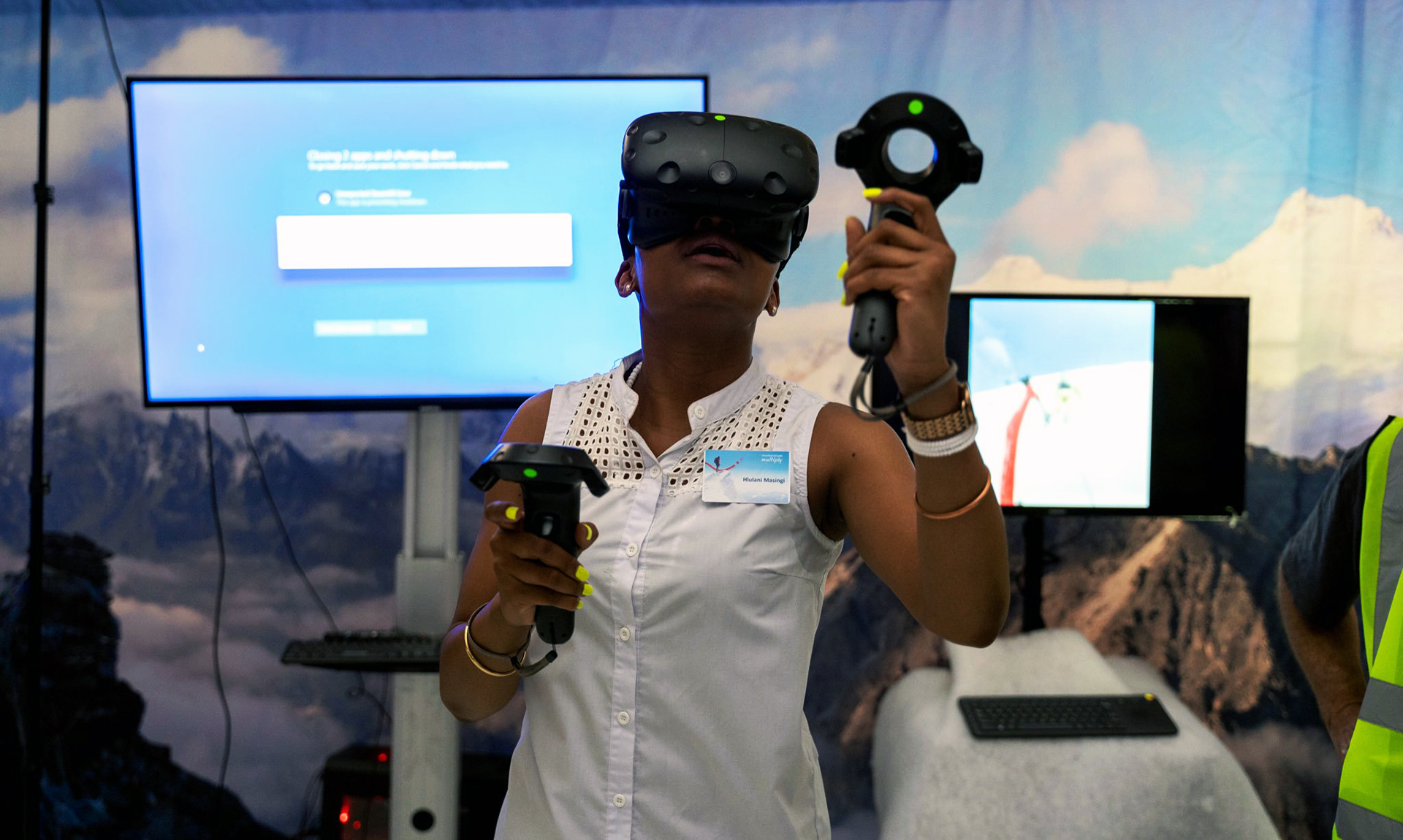 Media Launch Virtual Reality