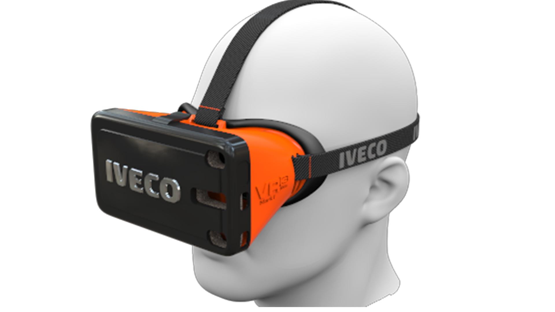 Custom Branded Virtual Reality Goggles