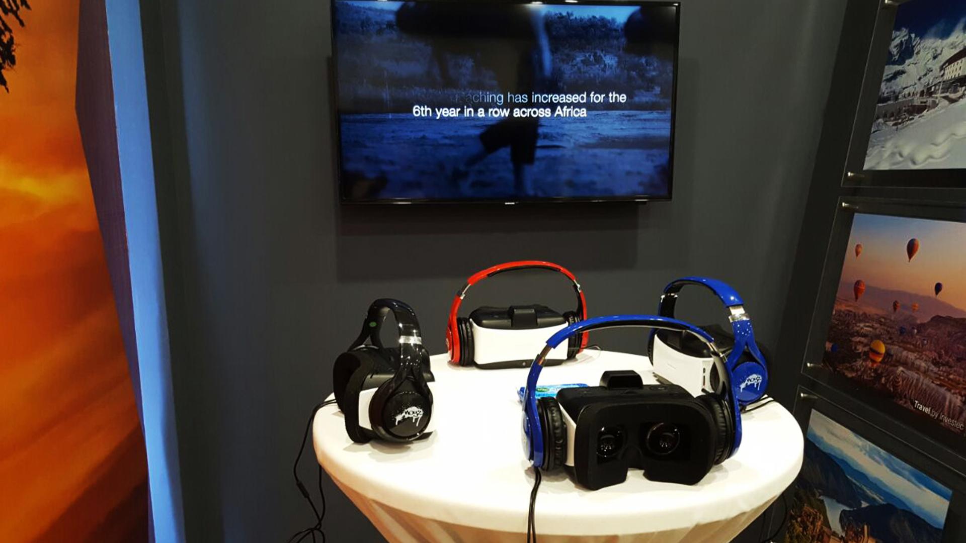 Virtual Reality headsets Tourism