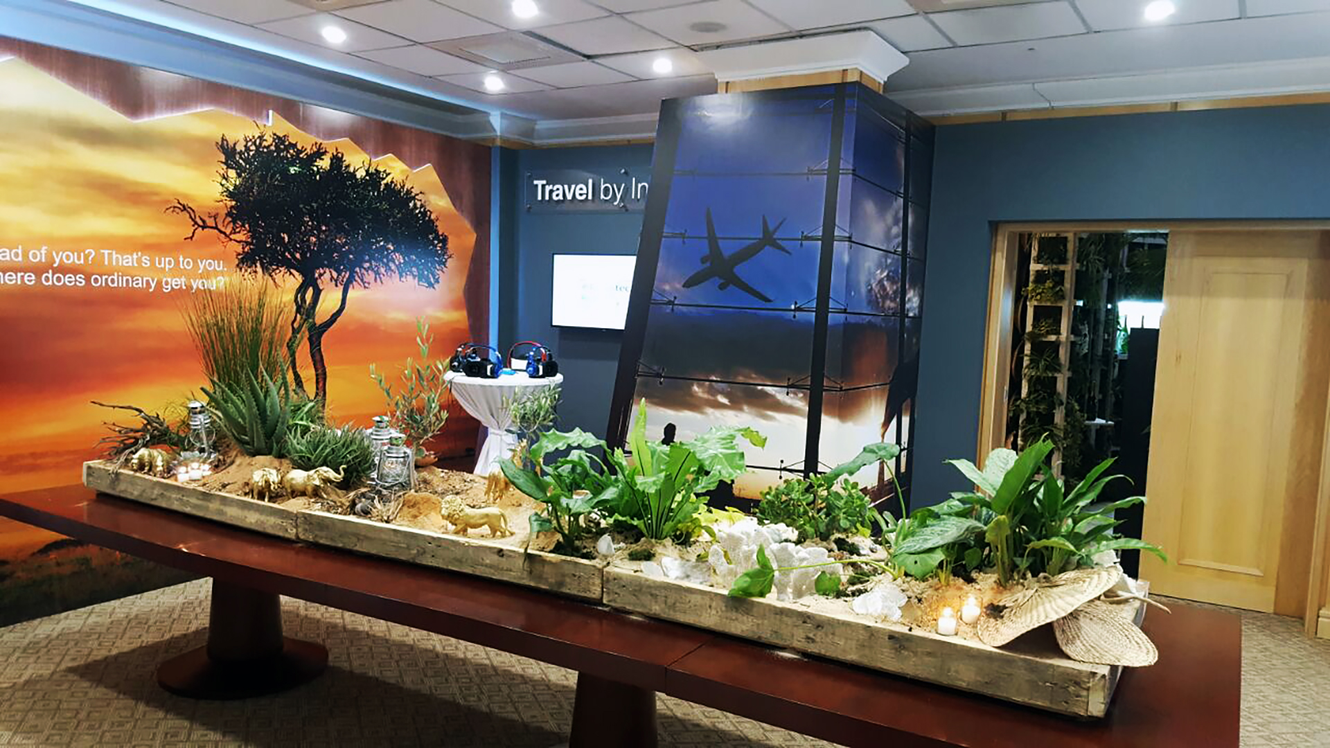 Virtual Reality Investec Tourism