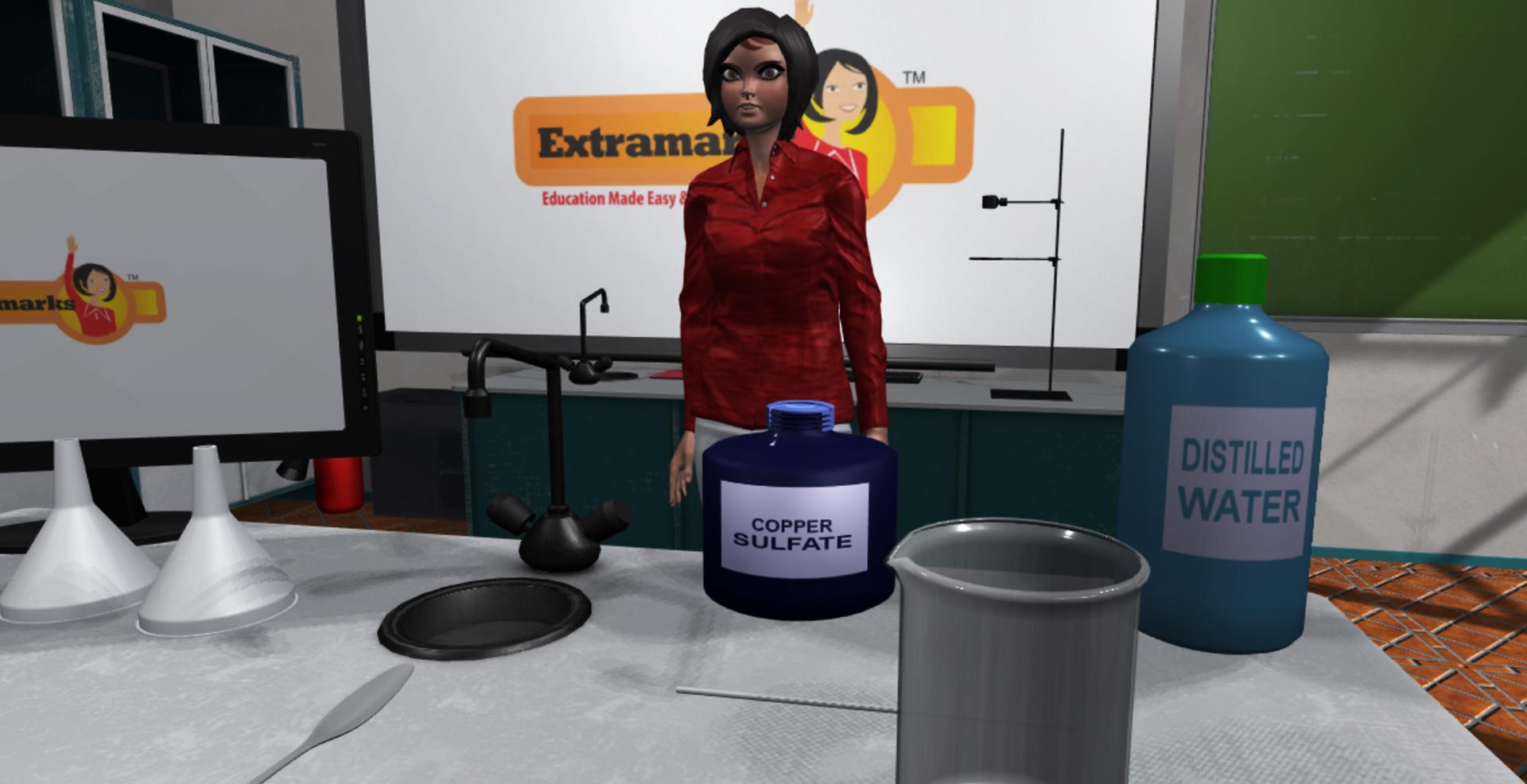 Virtual Reality Science Lab