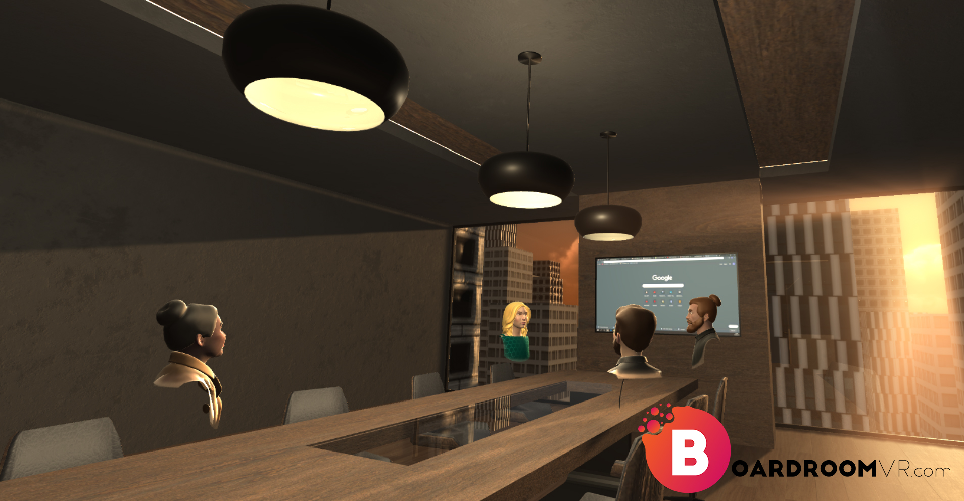 Boardroom Virtual Reality
